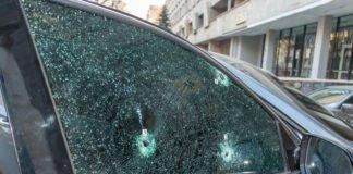 В Днепре полицейские расстреляли Hyundai с автоугонщиками (видео) - today.ua