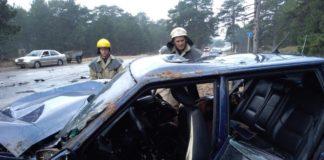 На Херсонщине произошло смертельное ДТП: один человек погиб, четверо в больнице - today.ua