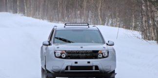 В сети показали неизвестный электромобиль Renault Duster - today.ua