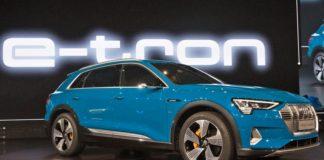 "Audi E-Tron: названо реальний запас ходу"" - today.ua"