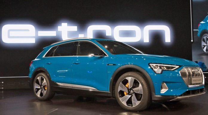 Audi E-Tron: названо реальний запас ходу - today.ua