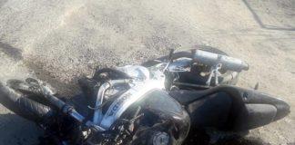 Мотоциклист оставил раненую девушку истекать кровью после ДТП - today.ua