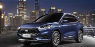 Ford представив китайську версію позашляховика Kuga - today.ua