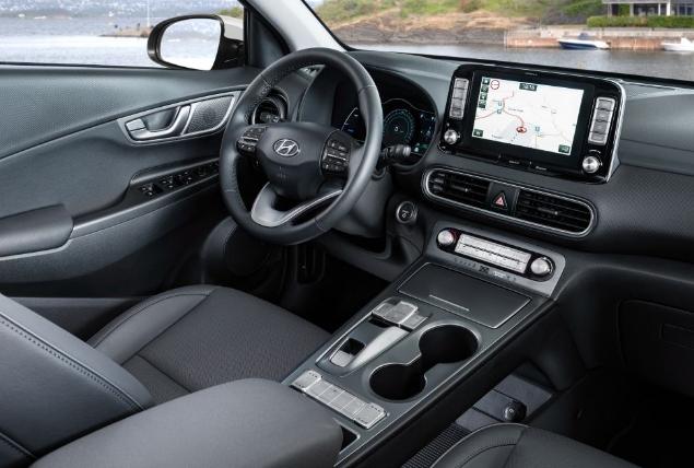 Електромобіль Hyundai Kona буде офіційно представлений в Україні