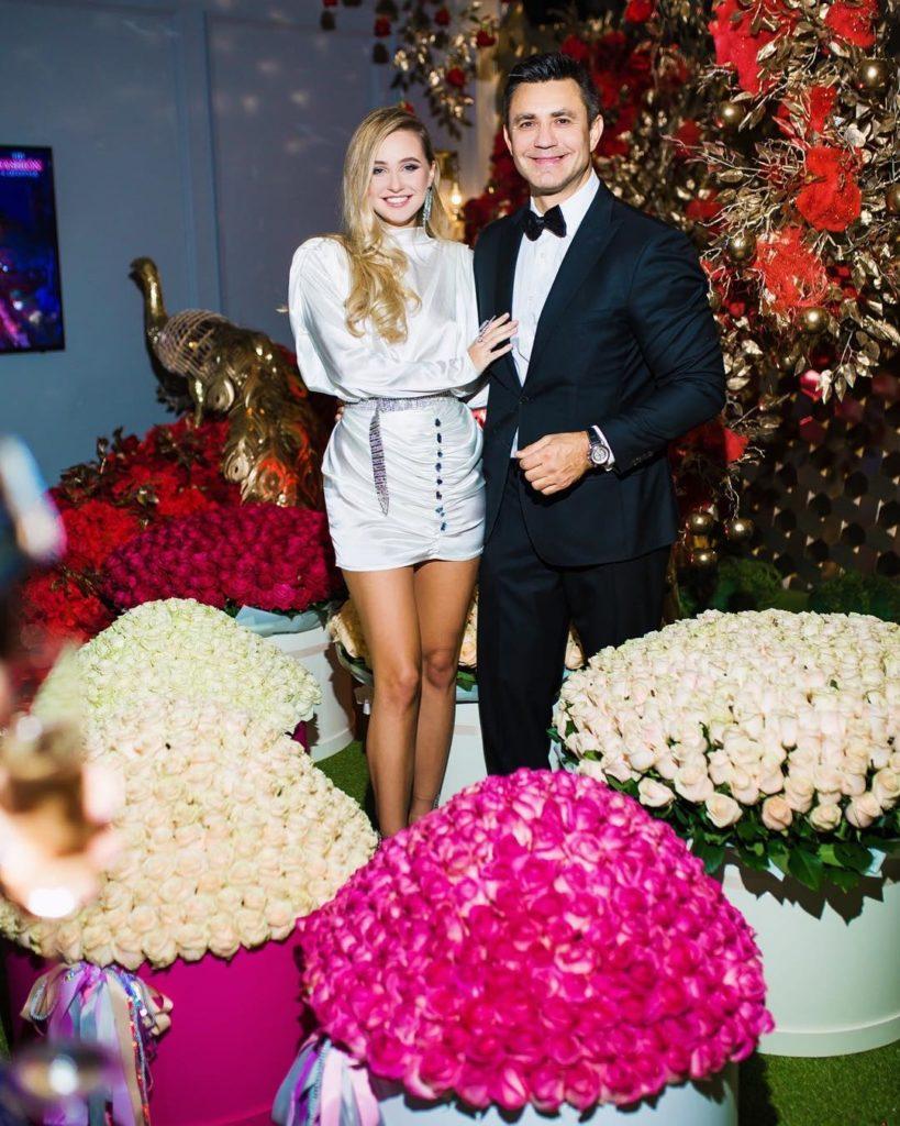 Николай Тищенко трогательно поздравил жену с днем рождения