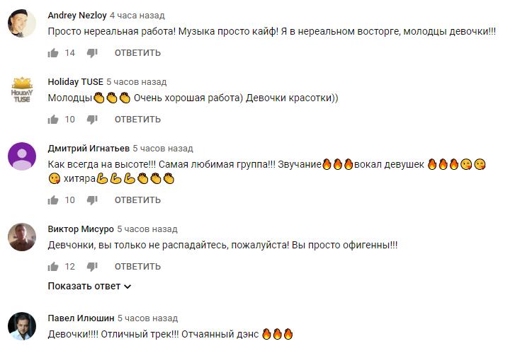 """Группа """"НеАнгелы"""" презентовала клип на песню """"Удары"""""""
