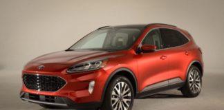 Новий Ford Kuga порівняли з іншими компактними кросоверами - today.ua