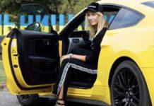 Леся Никитюк объявила о розыгрыше своего автомобиля - today.ua