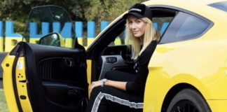 Леся Нікітюк оголосила про розіграш свого автомобіля - today.ua