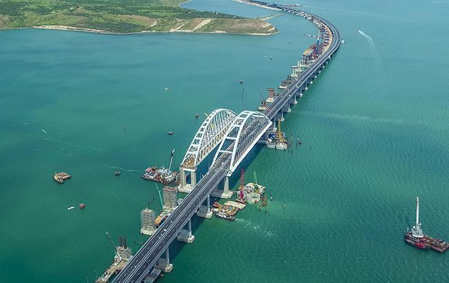Керченський міст вбиває екосистему Азовського моря