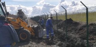 """На українсько-російському кордоні з новими силами приступили до будівництва """"стіни"""" - today.ua"""