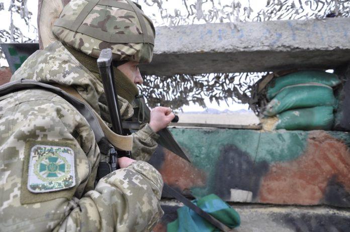На Донбасі снайпер поранив українського прикордонника - today.ua