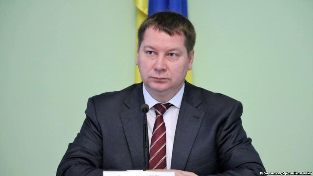 Убийство Гандзюк: глава Херсонской ОГА подал в отставку - today.ua