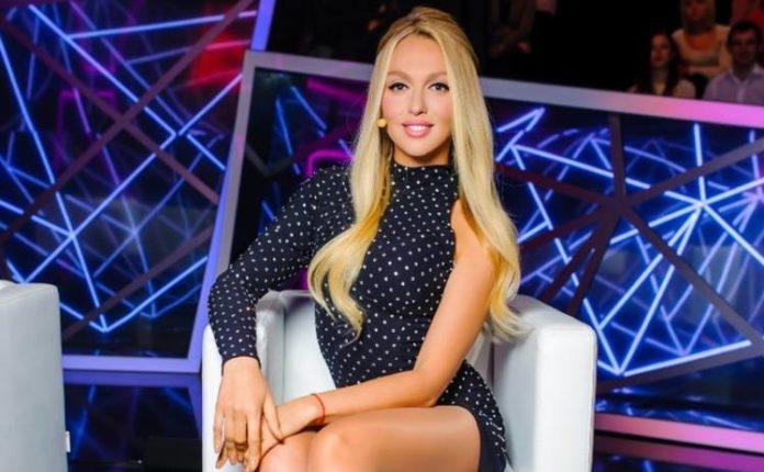 Оля Полякова привітала Володимира Зеленського з перемогою - today.ua