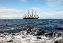 Европа не пустила российский корабль с курсантами из Крыма на борту - today.ua