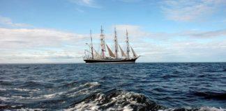 Європа не пустила російський корабель з курсантами з Криму на борту - today.ua