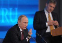 У Путіна прокоментували слова Зеленського про повернення Криму - today.ua