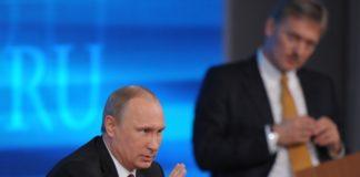 У Путина прокомментировали слова Зеленского о возвращении Крыма - today.ua