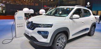 Renault представит доступный электромобиль City K-ZE - today.ua