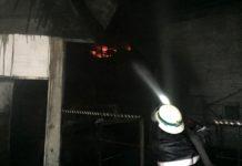 На заводі Ахметова сталася пожежа: опубліковано відео - today.ua