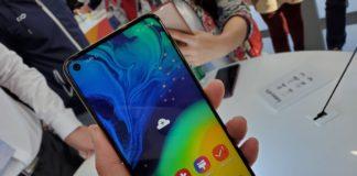 Samsung Galaxy A60 представлено офіційно - today.ua