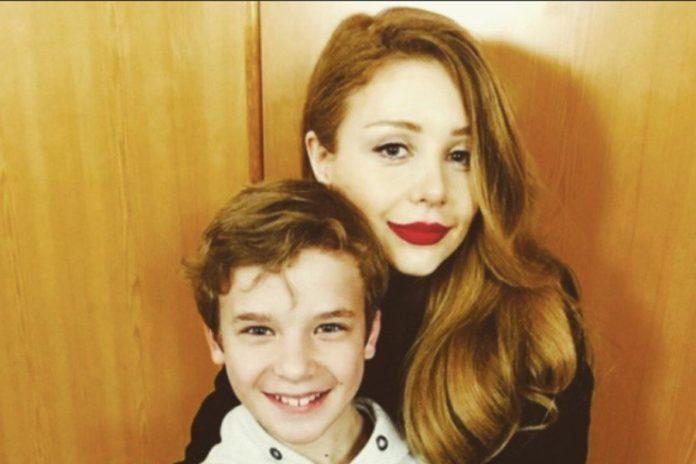Тіна Кароль показала, як проводить час із сином - today.ua