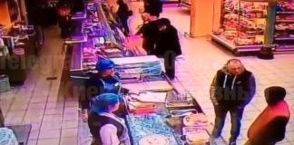 В Киеве разыскивают мужчину, который с одного удара убил парня в супермаркете - today.ua
