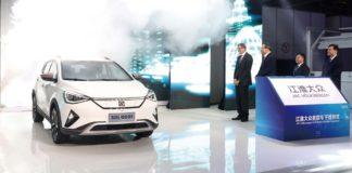 Volkswagen спільно з JAC будуть випускати по 100 тис. електромобілів в рік - today.ua