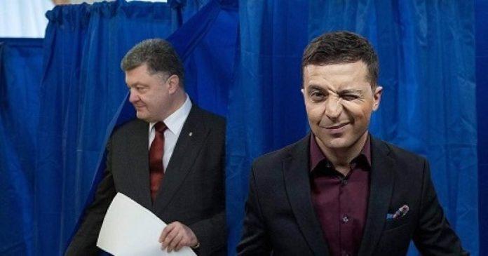 Зеленский и Порошенко проголосовали на выборах - today.ua