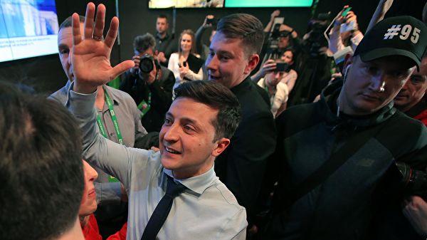На президентських виборах в Україні лідирує Зеленський - екзит-пол - today.ua