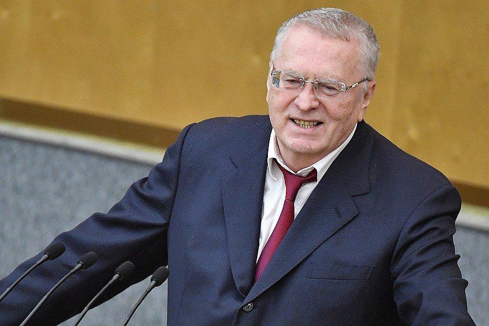 Выборочная демократия: Жириновский выступил в поддержку Зеленского и призывает признать выборы в случае победы последнего - today.ua
