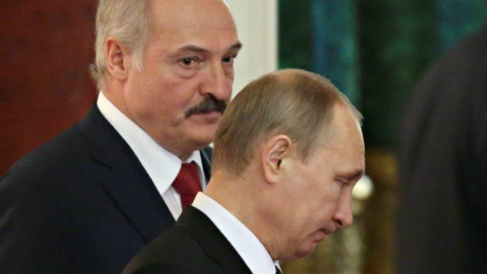 """&quotІ не треба казати, що це не конфлікт Росії і України"""": Лукашенко визнав, що РФ веде війну на Донбасі - today.ua"""