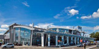 """Росіянин влаштував дебош в аеропорту """"Жуляни"""" через відмову у пропуску в Україну - today.ua"""