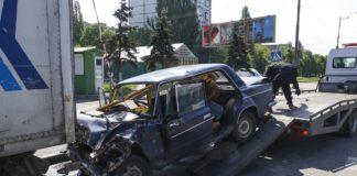 В Киеве в ДТП погибли двое военных, которые возвращались с учений ООС - today.ua