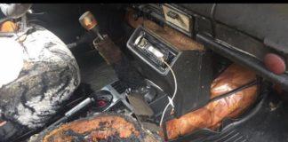 В Одесской области сгорело авто: погибла двухлетняя девочка - today.ua