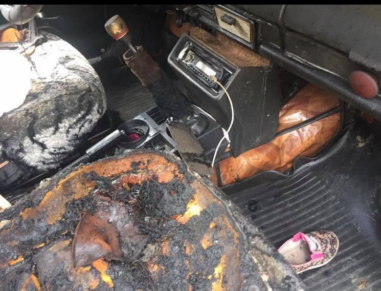 На Одещині згоріло авто: загинула дворічна дівчинка - today.ua