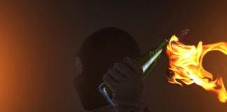 """У Києві в нічний бар кинули """"коктейль Молотова"""" - today.ua"""
