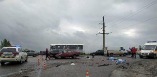 На Тернопольщине в ДТП погибли два человека - today.ua