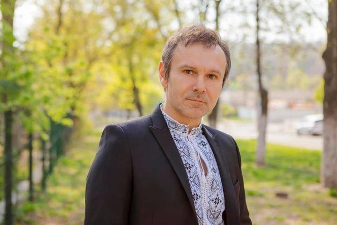 Вакарчук представил свою партию &quotГолос&quot, с которой пойдет на парламентские выборы - today.ua
