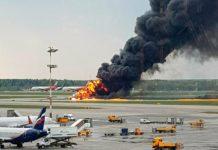 """В російському аеропорту """"Шереметьєво"""" загорівся літак: загинула 41 людина - today.ua"""