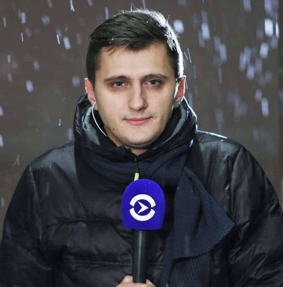 Стрельба в киевском пабе: ранен известный журналист