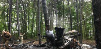 """Катастрофа Мі-8: знайдено тіла всіх загиблих"""" - today.ua"""