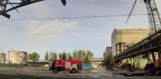 На Донбасі горіла електростанція: стали відомі подробиці - today.ua