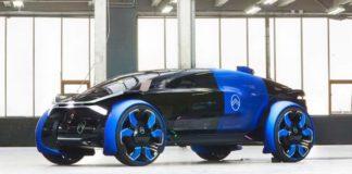 """Citroёn представив автономний електромобіль для дальніх поїздок"""" - today.ua"""