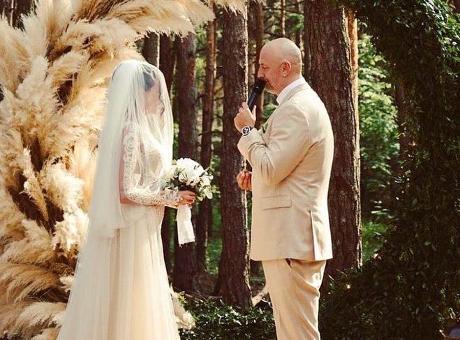 Стало відомо, скільки коштувало весілля Потапа і Насті Каменських