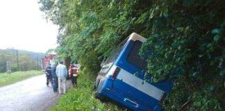 На Закарпатті у ДТП з рейсовим автобусом травмувалися пасажири - today.ua