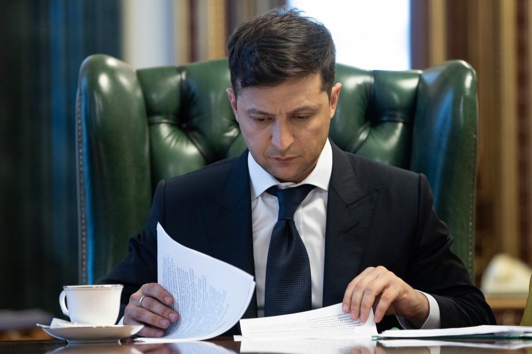 Зеленский издал указ о новых назначениях в СНБО - today.ua
