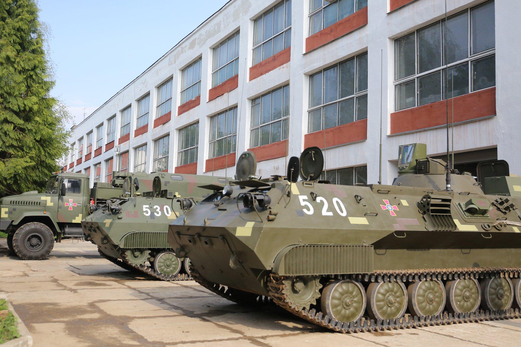 Укроборонпром испытывает уникальный артиллерийский комплекс управления огнем - today.ua