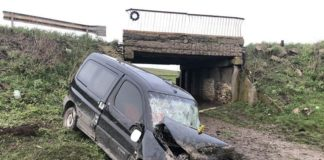 Под Тернополем произошло тройное ДТП: водитель в реанимации - today.ua