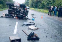 На Прикарпатті сталася жахлива ДТП з саморобним трактором - today.ua